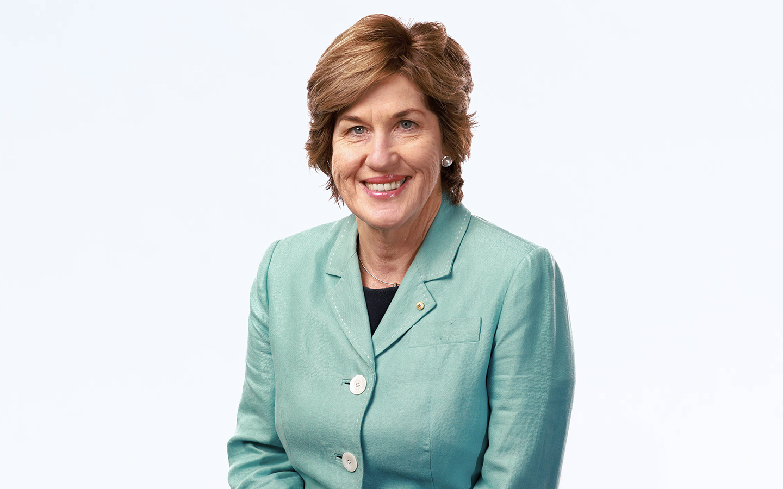 Non-executive Director Christine McLoughlin