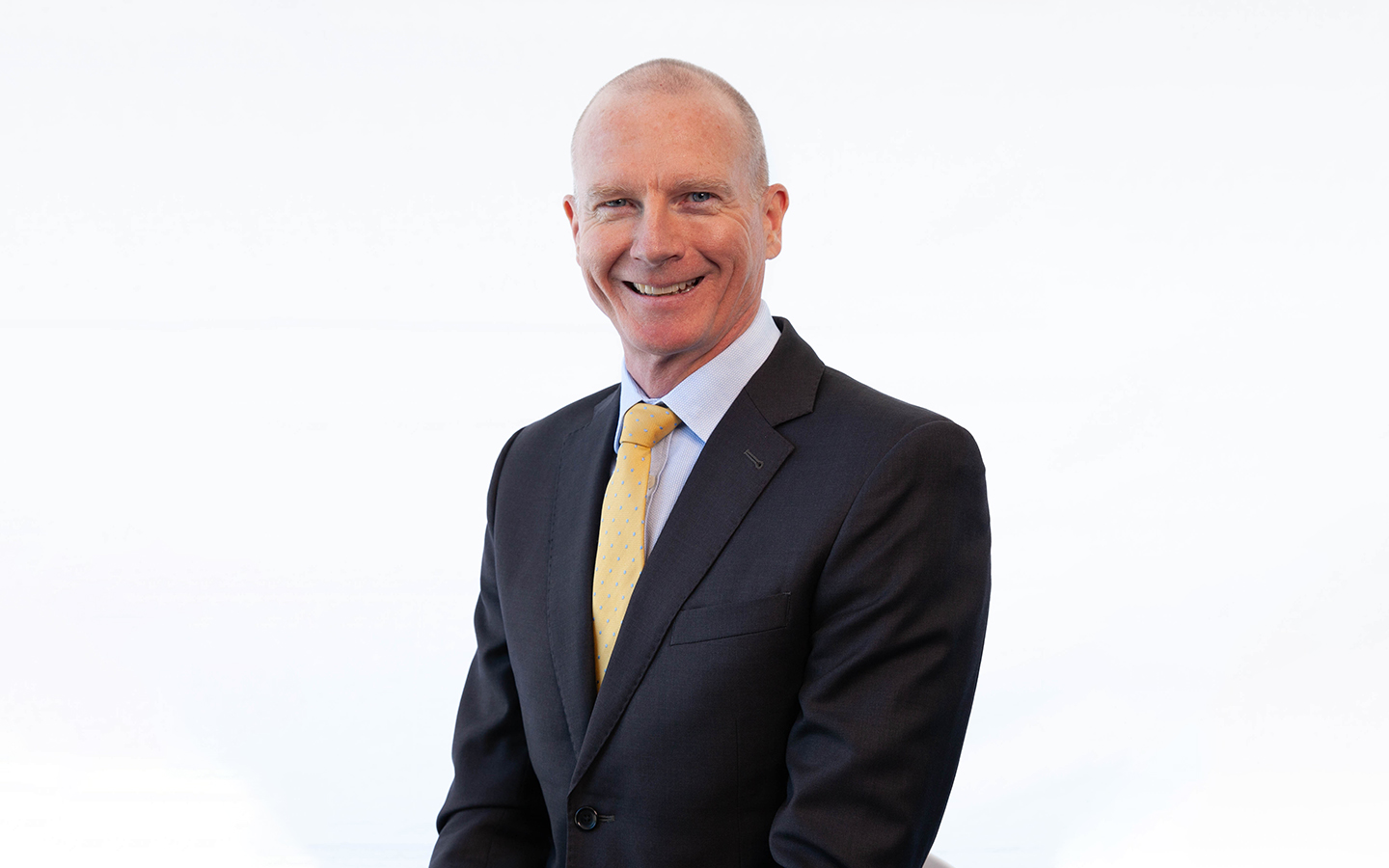 CEO and President Dig Howitt