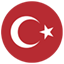 Turkish flag icon