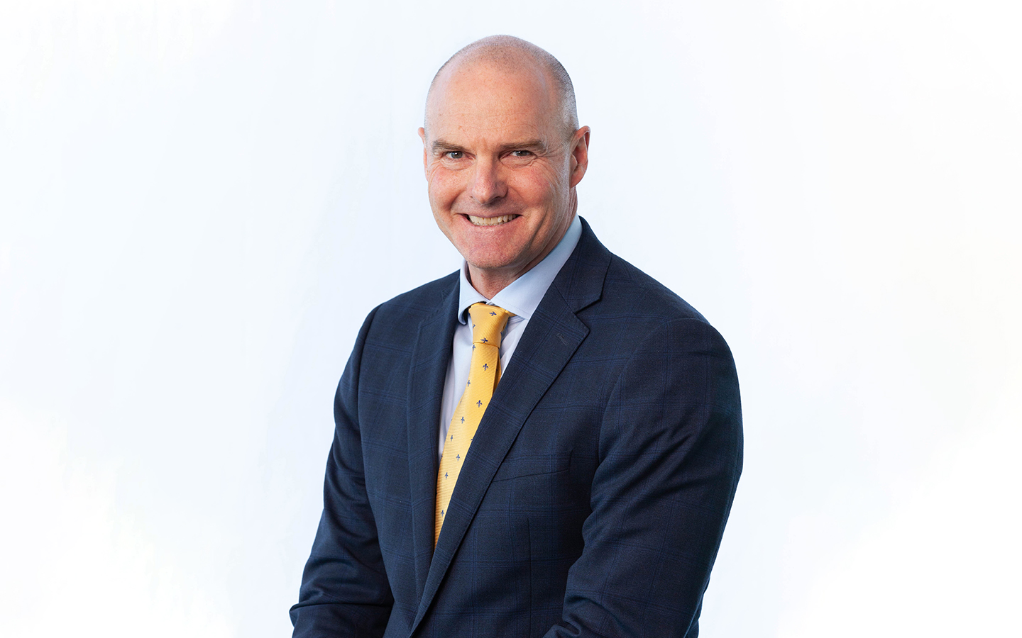 Senior Vice President, Supply Chain & Operational Excellence Greg Bodkin