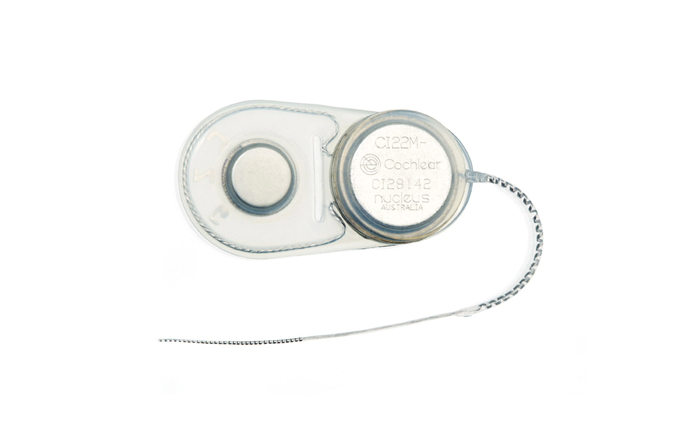 A Cochlear implant