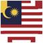 Malaysian flag icon