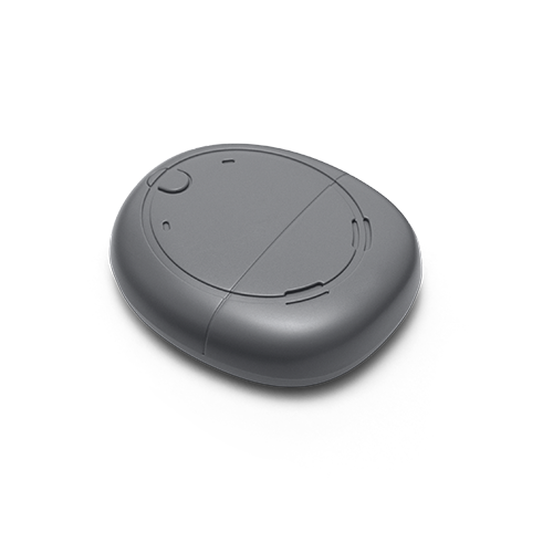 Nucleus Kanso Slate Grey